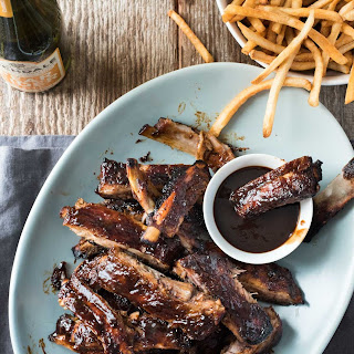 Barbecue Pork Ribs Apple Juice Recipes