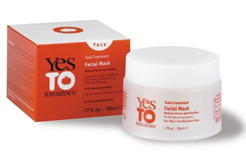 Yes To Tomatoes Total Treatment Facial Mask Review  by Best Beauty Buys - Beauty Products Reviews