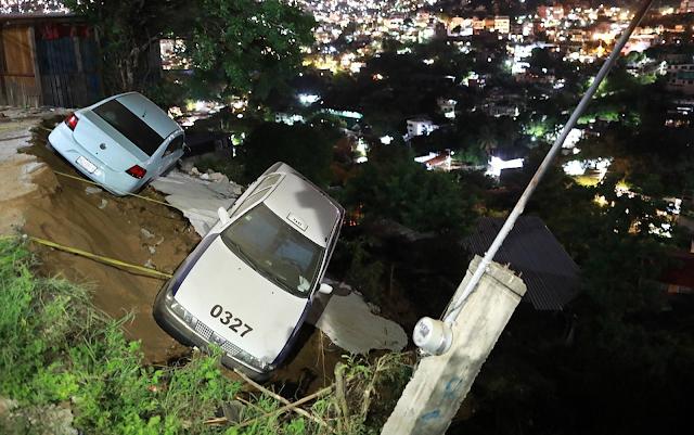 México: Imágenes de el Terremoto de 7.1