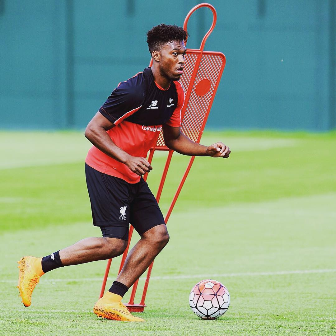 Welcome To 9ja Echoes Daniel Sturridge Is Back In Training