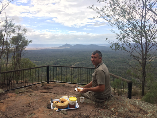Visiting some National Parks in the Sandstone Belt of Qld