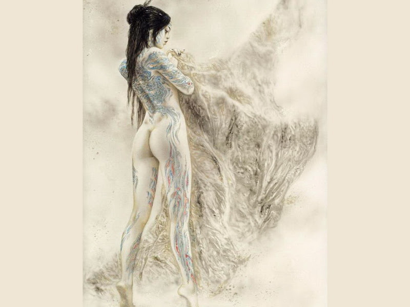 Wind Sylph Beauty, Magic Beauties 1