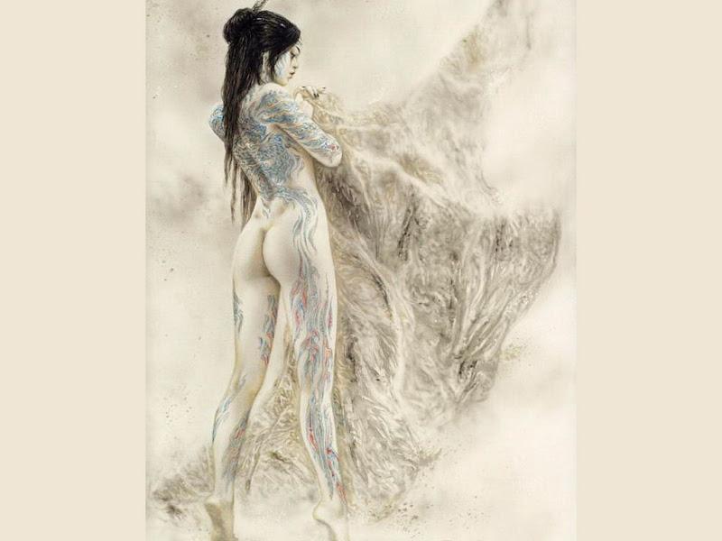 Wind Sylph Beauty, Magic Beauties 1