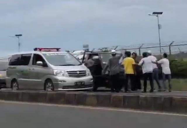 Pengemudi Pikap Halangi Ambulans Bisa Dikenakan Hukuman Pidana