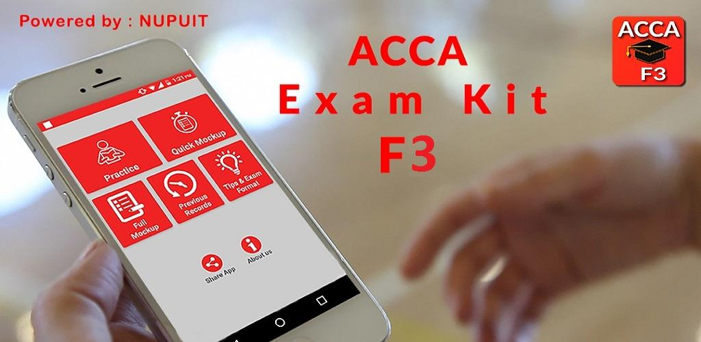 Download Prep For ACCA F3 FFA Exam Kit APK latest version app for