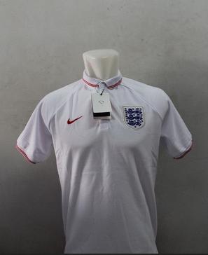 Jual Kaos Polo Timnas Inggris 2014 Terbaru