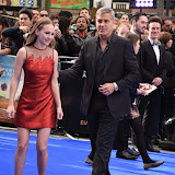 OIC - ENTSIMAGES.COM - Britt Robertson and George Clooney at the Tomorrowland: A World Beyond European Premier in London 17th May 2015  Photo Mobis Photos/OIC 0203 174 1069