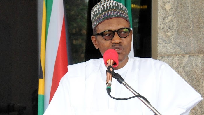 Discipline Nigeria Police in now before it's too late - Buhari tells Commission