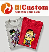customized clothing & personalized gifts
