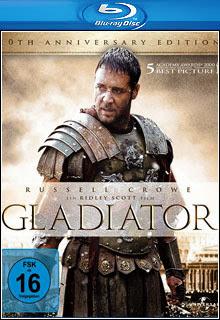 Gladiador   Edição Especial de Aniversário BD R FULL Capa