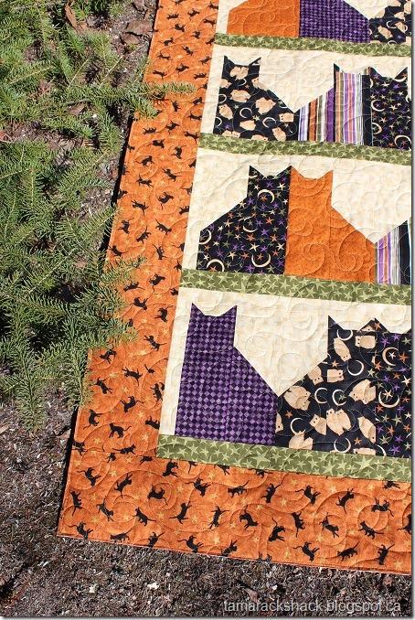 Tamarack Shack: Cat City Quilt : quilt city - Adamdwight.com
