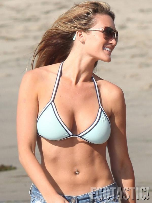Brittany Kerr Bikini Photos