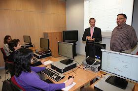 La Comunidad de Madrid imparte cursos de formación en nuevas tecnologías a 23.000 empleados públicos