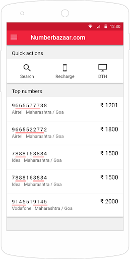 Buying authentic mobile numbers has never been so easy, number bazaar enables you to buy numbers of your choice ...