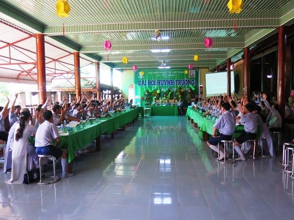 Đại Hội Huynh Trưởng GĐPT Bà Rịa Vũng Tàu NK 2016-2020