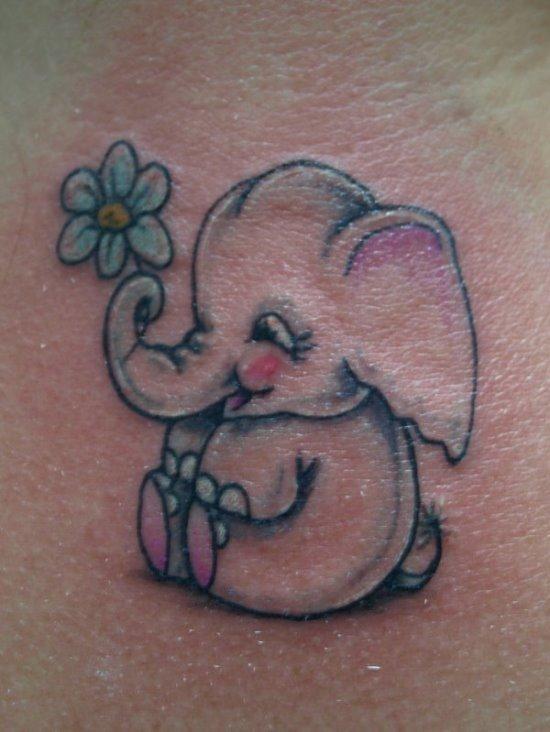 bonito_dumbo_elefante_tatuagem