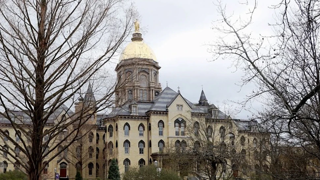 University Of Notre Dame To Require COVID-19 Vaccinations For Students