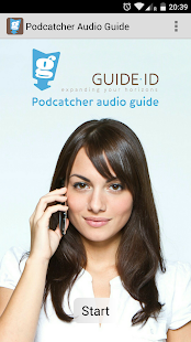 Podcatcher Audio Guide- screenshot thumbnail
