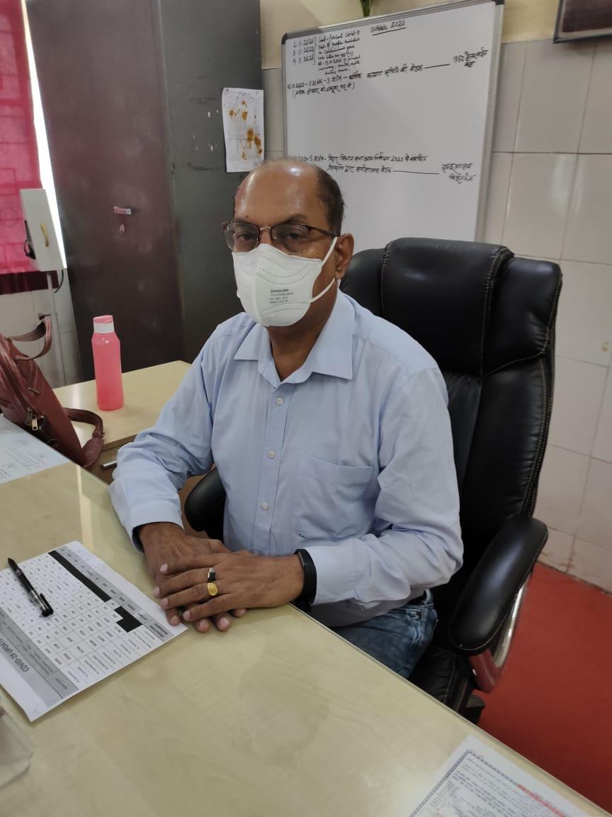 किशनगंज:किशनगंज जिले में कोरोना रिकवरी रेट 93.2 प्रतिशत