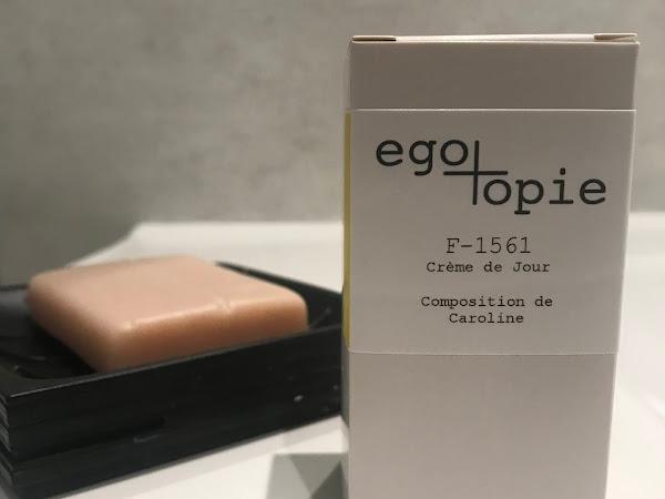 Des cosmétiques sur-mesure grâce à Egotopie