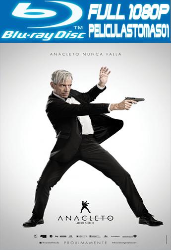 Anacleto: Agente Secreto (2015) BDRipFull 1080p