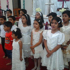 csi church vasai sunday school childrens II