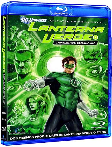 Lanterna Verde: Cavaleiros Esmeralda Torrent