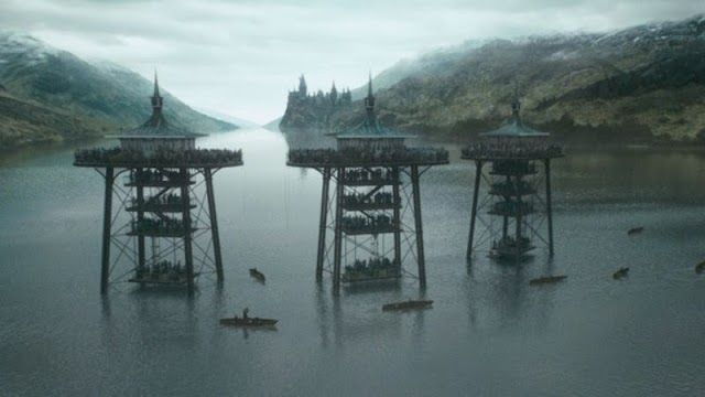 A bizarra Lenda Do Sino da Ilha de Harry Potter e o Cálice de Fogo
