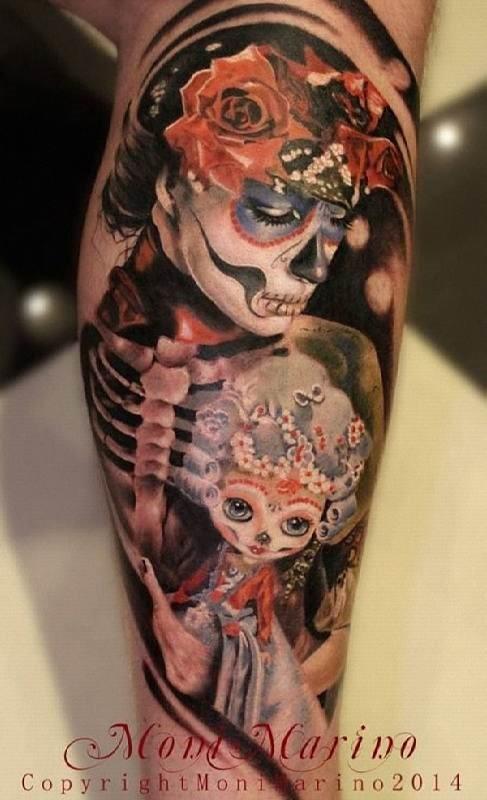 esqueleto_de_mulher_e_assustador_boneco