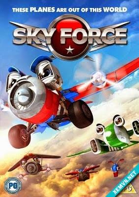 Bảo Vệ Bầu Trời - Sky Force: Force Heroes
