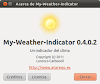 Liberado My-Weather-Indicator 0.4.0.2 para licántropos