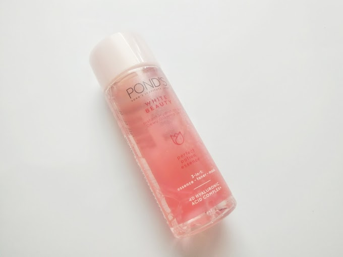 [Review] Pond's White Beauty Perfect Potion Essence