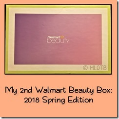 Beauty Box~Walmart.com