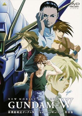 New Mobile Report Gundam W Endless Waltz : ตอนที่ 1-3 END [พากย์ไทย]