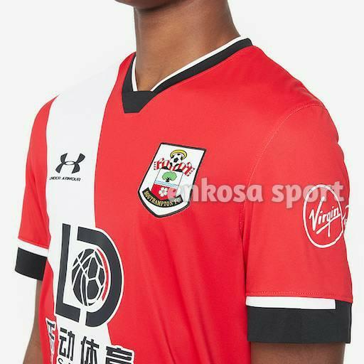 Jual Jersey Southampton Home Musim 2020/2021
