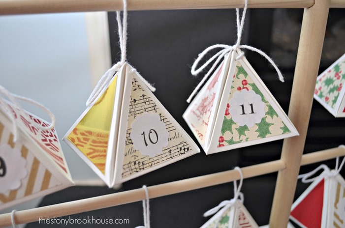 Adorable Triangle Boxes