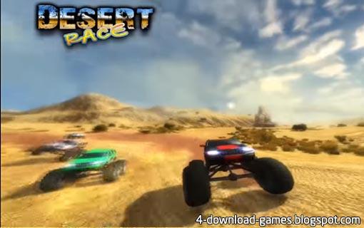 لعبة سباق Desert Race