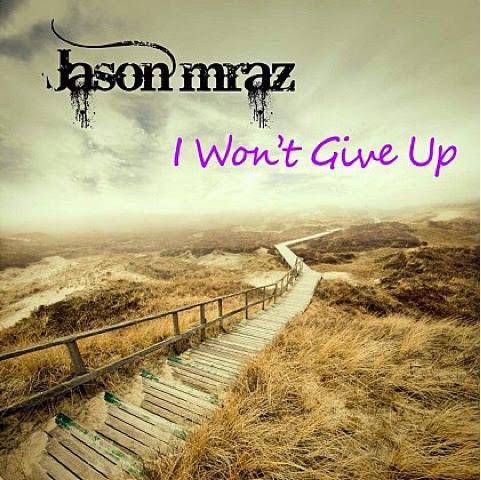 Guitar Chords : I won\'t give up - Jason Mraz Guitar Chords