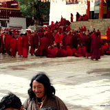 Massive religious gathering and enthronement of Dalai Lama's portrait in Lithang, Tibet. - l9.JPG