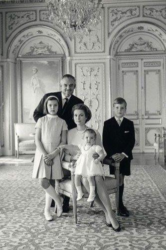 Louis Ducruet Princess Stephanie of Monaco reacts to a Terrible joke about Grace Kelly's death.