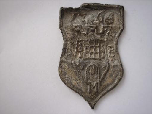 Naam: YBMPlaats: Alkmaar (stadswapen)Jaartal: 1768Boek: Steijn blz 29