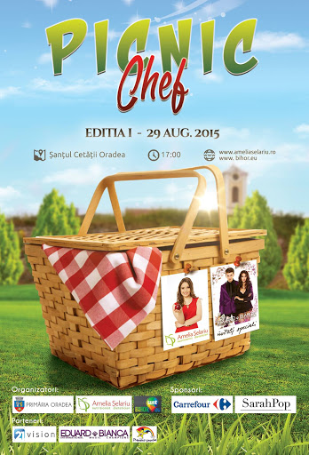 Picnic Chef în şanţul cetăţii Oradea, august 2015 #1