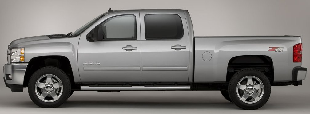 2011 Chevrolet Silverado Z71