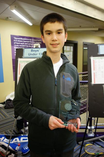 BU 17: 3rd place - Sam Supattapone (Hanover, NH)