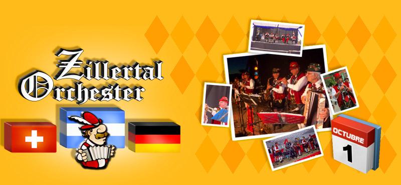 Zillertal Orchester - Agenda