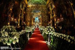 Foto 2658. Marcadores: 11/06/2010, Casamento Camille e Paulo, Igreja, Igreja Nossa Senhora Monte do Carmo, Rio de Janeiro
