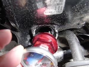 ディップスティック型油温計
