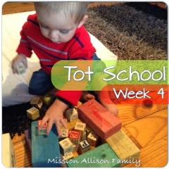 Tot school week 4