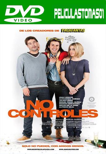No controles (2010) DVDRip