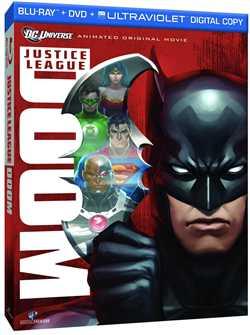 Justice League: Doom Những Siêu Nhân Công Lý 2012